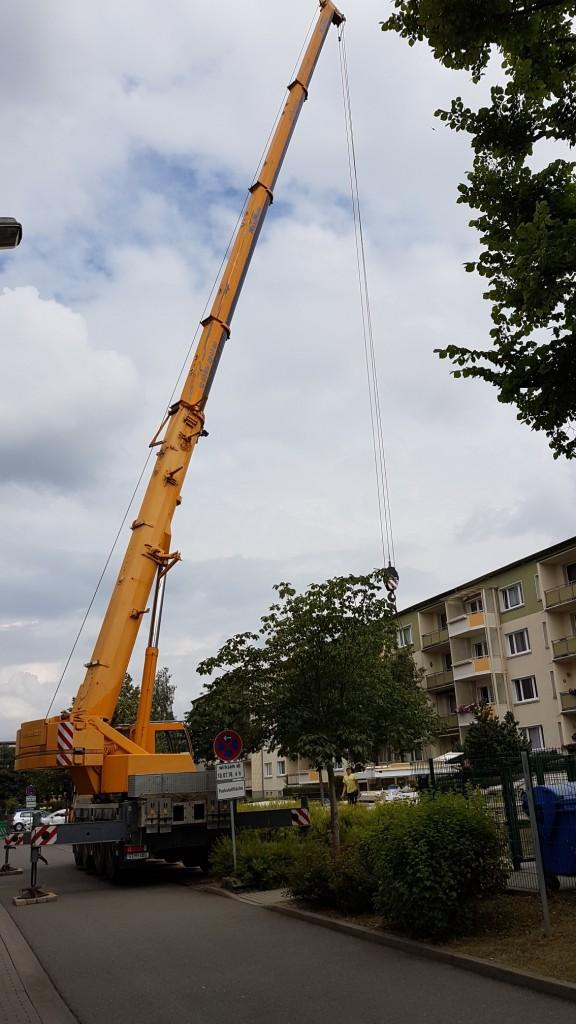 Balkonmontage Gera